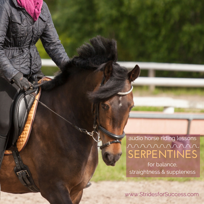 Riding a Serpentine