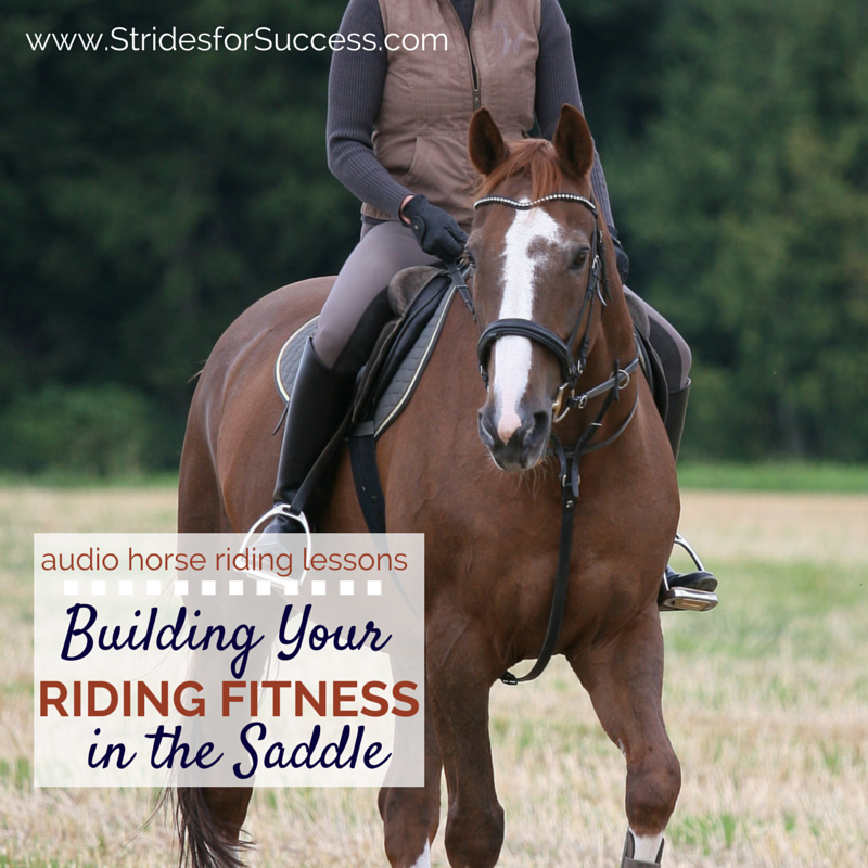 Building Your Riding Fitness