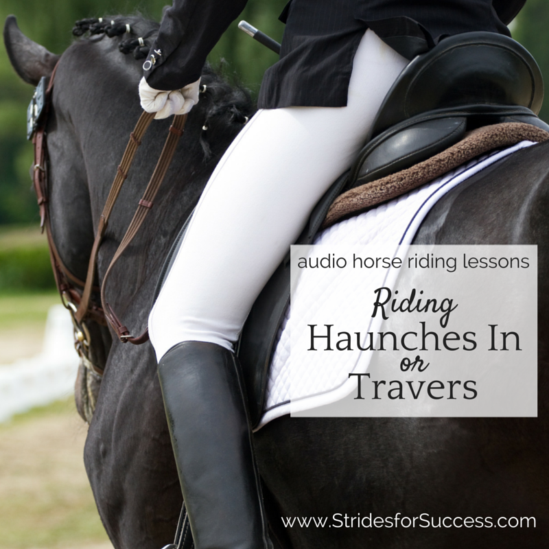 Riding Haunches In or Travers