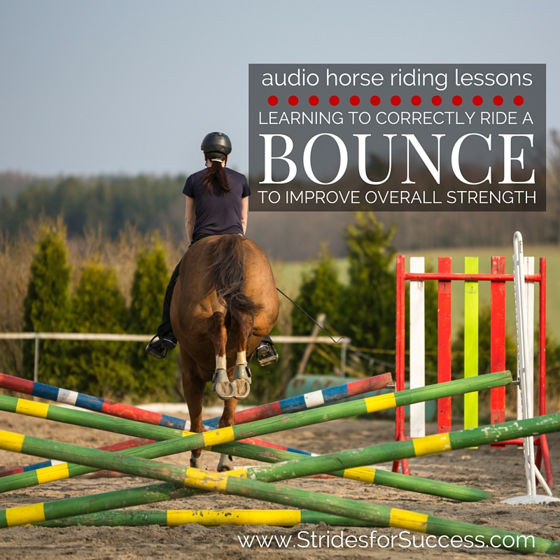 Learning to Correctly Ride a Bounce to Improve Overall Strength