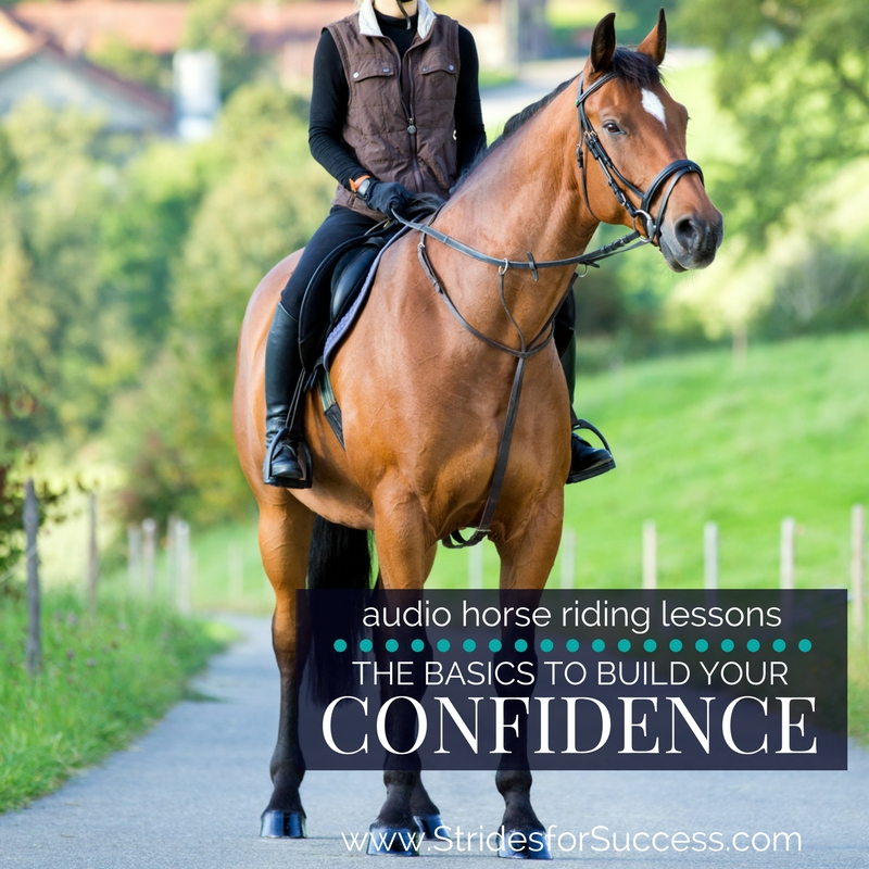 Starting with the basics in order to build confidence